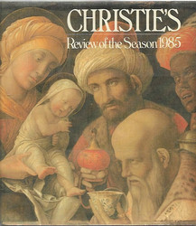 Wrey, Mark (edit.): Christie's Review of the Season 1985