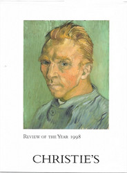 Rodrigues, Terence (edit.): Christie's Review of the Year 1998