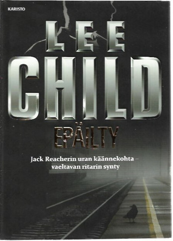 Child, Lee: Epäilty