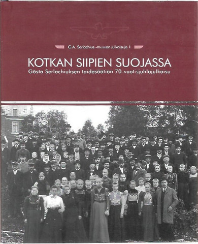 Sivonen, Pauli (toim.): Kotkan siipien suojassa
