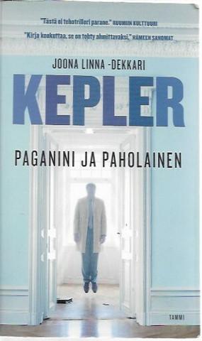 Kepler, Lars: Paganini ja paholainen