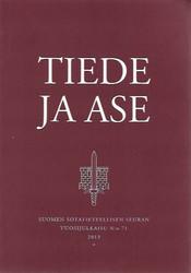 Turunen, Ismo et.al.: Tiede ja ase 71