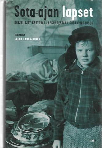 Laulajainen, Leena (toim.): Sota-ajan lapset
