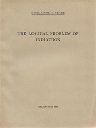 Wright, Georg Henrik von: The Logical Problem of Induction