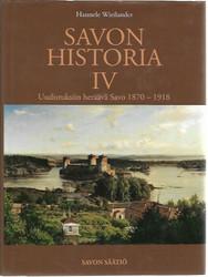 Wirilander, Hannele: Savon historia IV