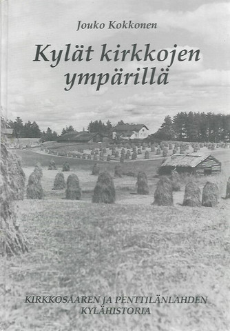 Kokkonen, Jouko: Kylät kirkkojen ympärillä