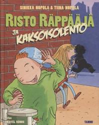 Nopola Sinikka ja Tiina: Risto Räppääjä ja kaksoisolento