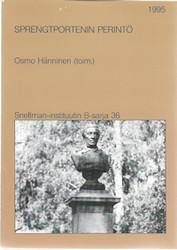 Hänninen Osmo (toim.): Sprengtportenin perintö