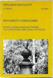 Krogerus, Tellervo (toim.): Realismista symbolismiin