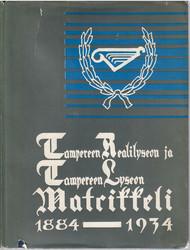 Nieminen, Kaarlo:Tampereen realilyseo ja Tampereen lyseo : matrikkeli 1884-1934