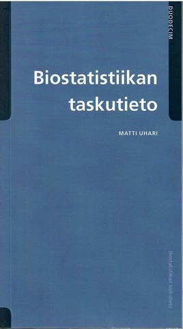 Uhari, Matti: Biostatistiikan taskutieto