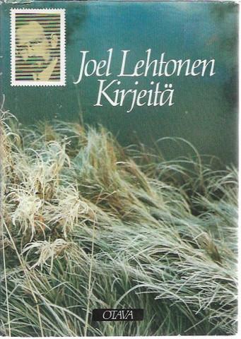 Lehtonen, Joel (Tarkka, Pekka toim.): Kirjeitä