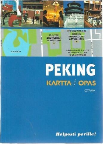Le Tac, Helene: Peking - kartta + opas