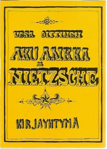 Oittinen, Vesa: Aku Ankka ja Nietzsche