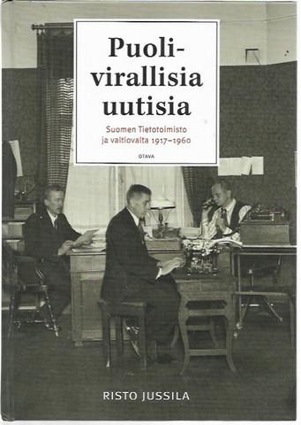 Jussila, Risto: Puolivirallisia uutisia