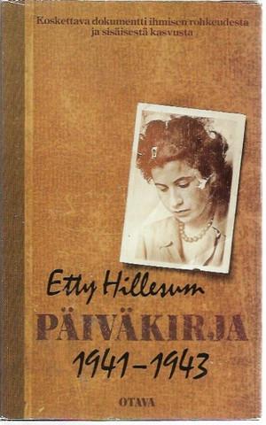 Hillesum, Etty: Päiväkirja 1941-1943