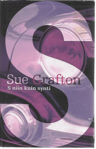 Grafton, Sue: S niin kuin synti