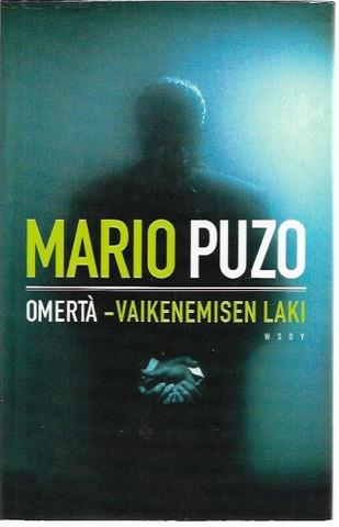 Puzo, Mario: Omerta - vaikenemisen laki