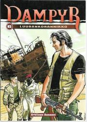 Boselli, Mauro & Dotti: Dampyr 6 - Luurankorannikko