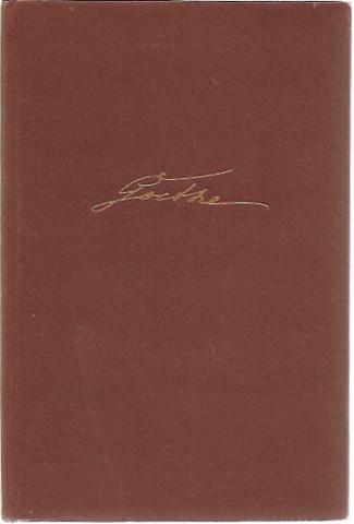 Goethe: Mietelmiä