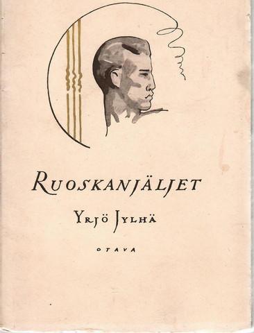 Jylhä, Yrjö: Ruoskanjäljet : runoja