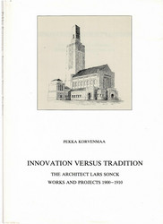Korvenmaa, Pekka: Innovation versus tradition