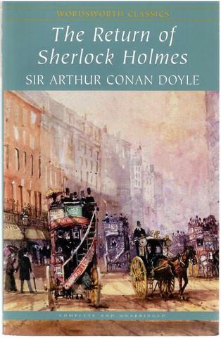 Doyle, Arthur Conan: The Return of Sherlock Holmes
