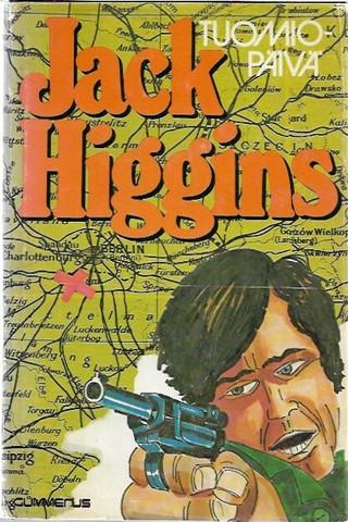 Higgins, Jack: Tuomiopäivä