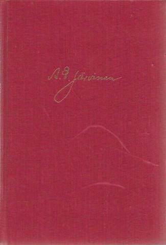 Järvinen, A. E.: Rikas elämä