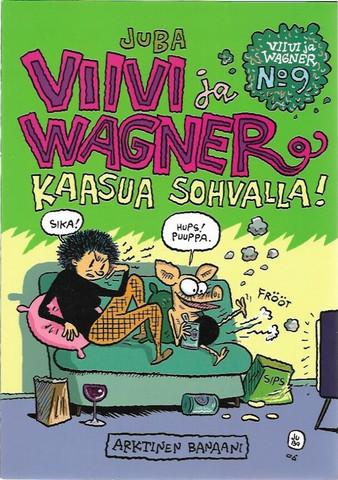 Juba: Viivi ja Wagner 9 - Kaasua sohvalla!