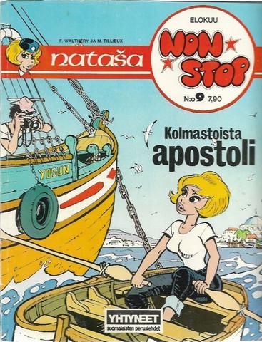 Walthery F, Tillieux M: Natasa - Kolmastoista apostoli, Non Stop N:o 9