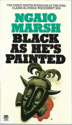 Marsh, Ngaio: Black as he's painted