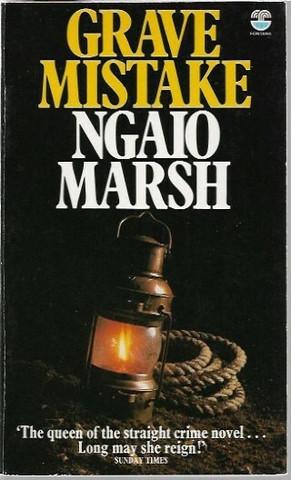 Marsh, Ngaio: Grave Mistake