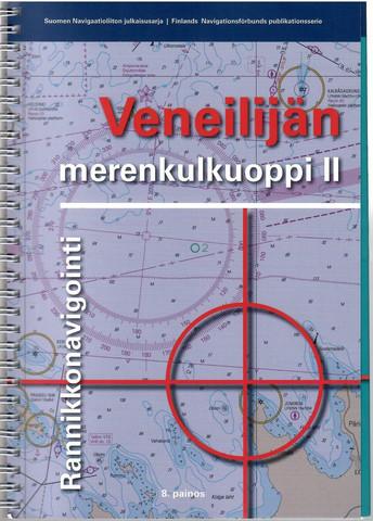 Löfgren, Kaj-Erik: Veneilijän merenkulkuoppi. II, Rannikkonavigointi