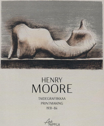 Henry Moore : taidegrafiikkaa 1931-84
