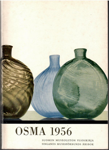 Osma 1956 : Suomen museoliiton vuosikirja