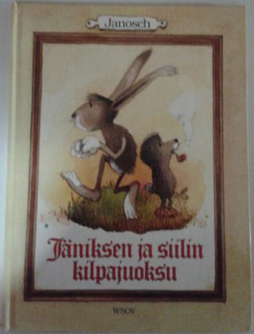 Janosch: Jäniksen ja siilin kilpajuoksu
