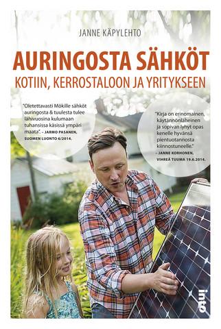 Käpylehto, Janne: Auringosta sähköt kotiin, kerrostaloon ja yritykseen