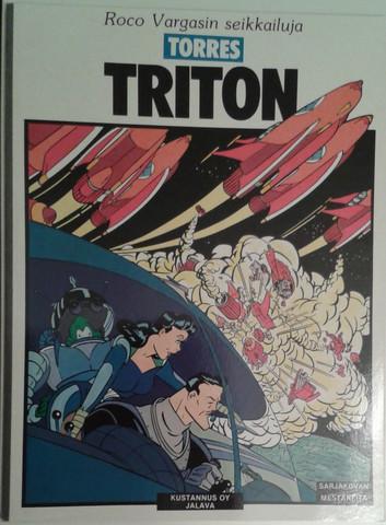 Torres: Triton. Roco Vargasin seikkailuja