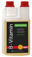 WorkingDog B-vitamiini, 500ml