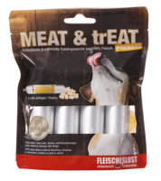 Meatlove MEAT & trEAT pocket 4x40g, Siipikarja