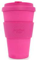 eCoffee Cup Pinkd, 400ml