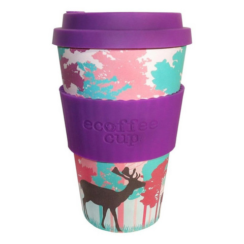 eCoffee Cup frankly my deer, 400ml