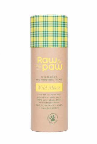 Raw for Paw - Wild moose (hirvi)