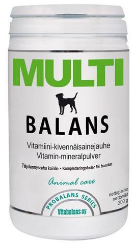Probalans Multibalans, 200g / vanha resepti