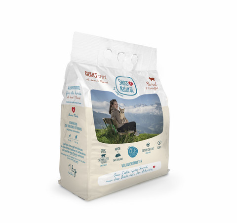 Swiss Natural, mini nauta 1kg