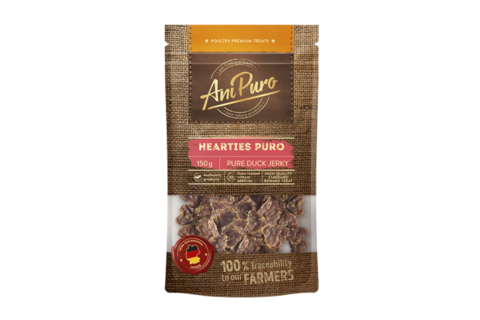 Anipuro Hearties Puro Duck 150g