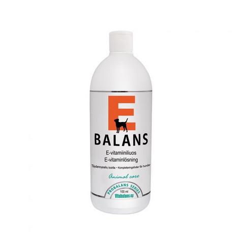 Probalans E-balans, 1l / Huom: PVM: 04/21