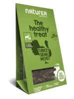 Naturea Treats Dog - Kalkkuna (puolikostea)