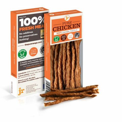 JR Pet Meat Sticks kanatikku, 50g
